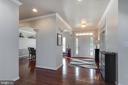 Grand foyer - 18605 KERILL RD, TRIANGLE