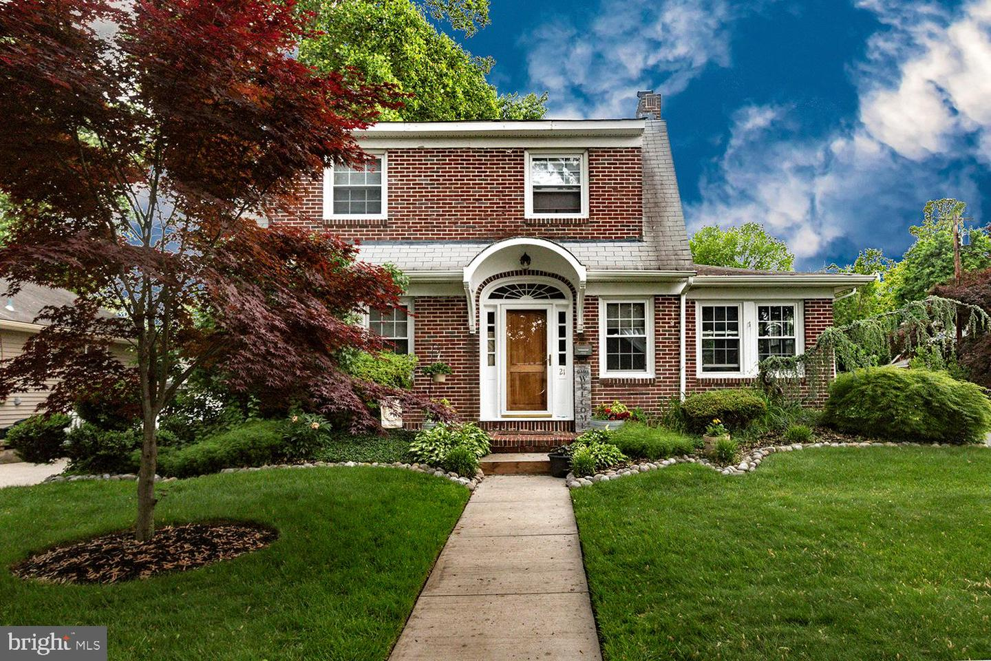 Single Family Home for Sale at Stratford, New Jersey 08084 United States