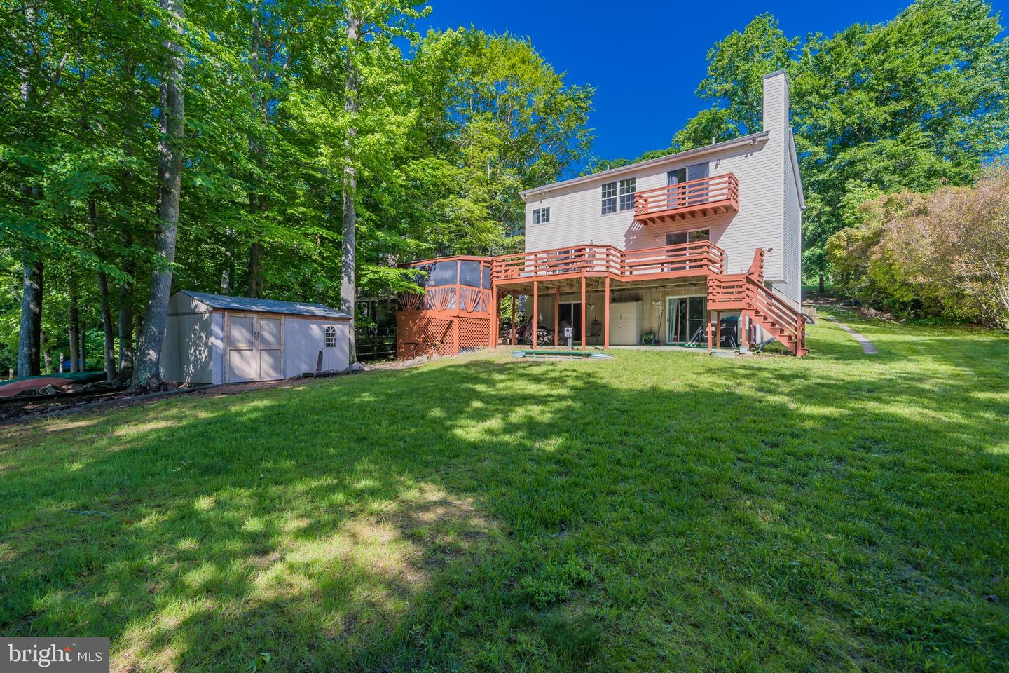 Additional photo for property listing at 11702 Big Bear Ln Lusby, Maryland 20657 United States