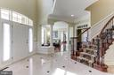 FOYER - 27651 EQUINE CT, CHANTILLY