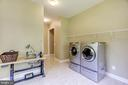 LAUNDRY ROOM, WITH FULL BATH! - 27651 EQUINE CT, CHANTILLY