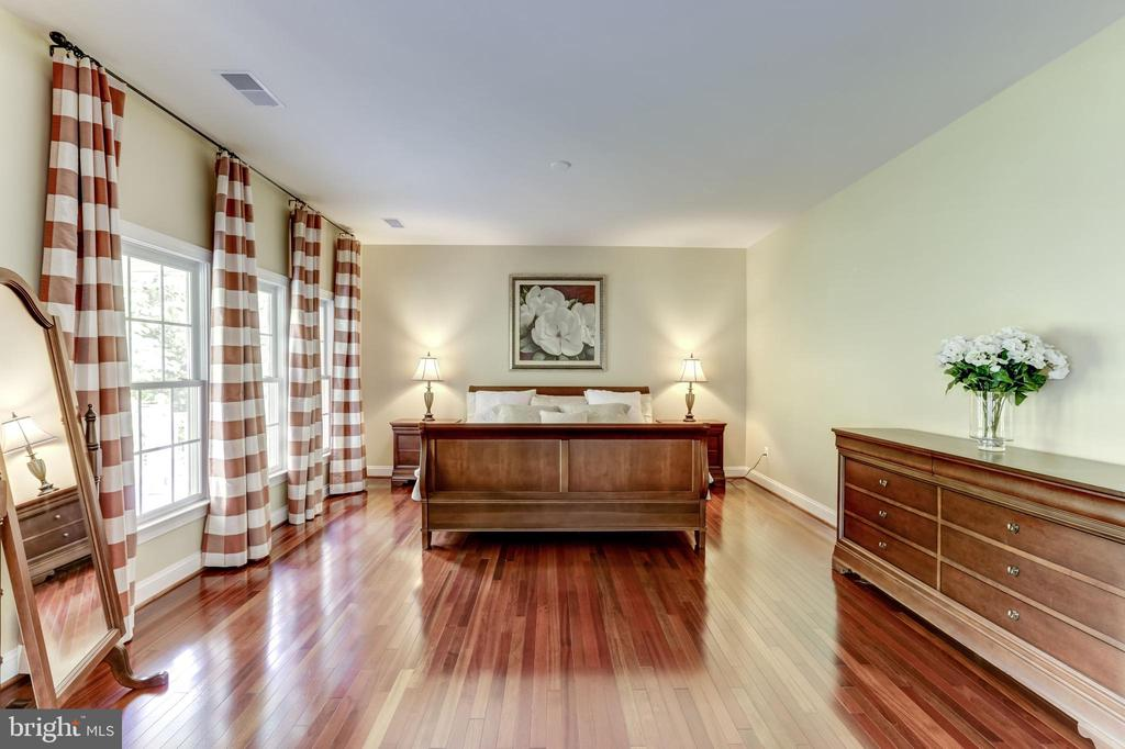 MASTER BEDROOM - 27651 EQUINE CT, CHANTILLY