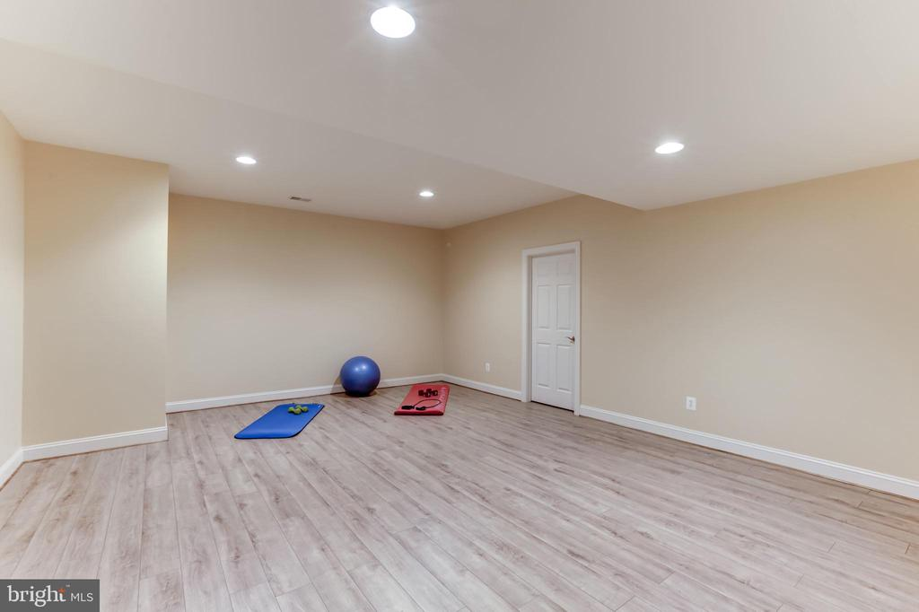 FITNESS ROOM - 27651 EQUINE CT, CHANTILLY
