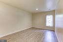 BEDROOM #6, WALK-IN CLOSET & BATH ACCESS - 27651 EQUINE CT, CHANTILLY