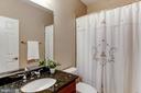 BEDROOM #3 BATH - 27651 EQUINE CT, CHANTILLY