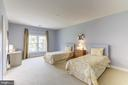 BEDROOM #4, WITH SHARED BUDDY BATH - 27651 EQUINE CT, CHANTILLY