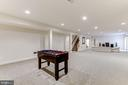 GREAT ROOM - 27651 EQUINE CT, CHANTILLY
