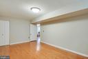 Basement 4th Bedroom - 12920 COLBY DR, WOODBRIDGE