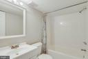 Basement 3rd Full Bath - 12920 COLBY DR, WOODBRIDGE
