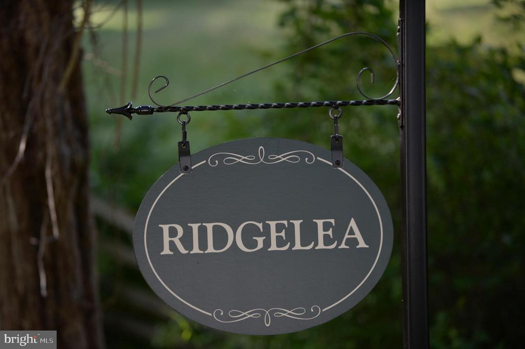 Welcome to Ridgelea Estate - 8362 HOLTZCLAW RD, WARRENTON