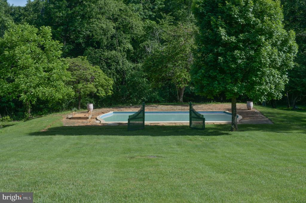 Enchanting swimming pool - 8362 HOLTZCLAW RD, WARRENTON