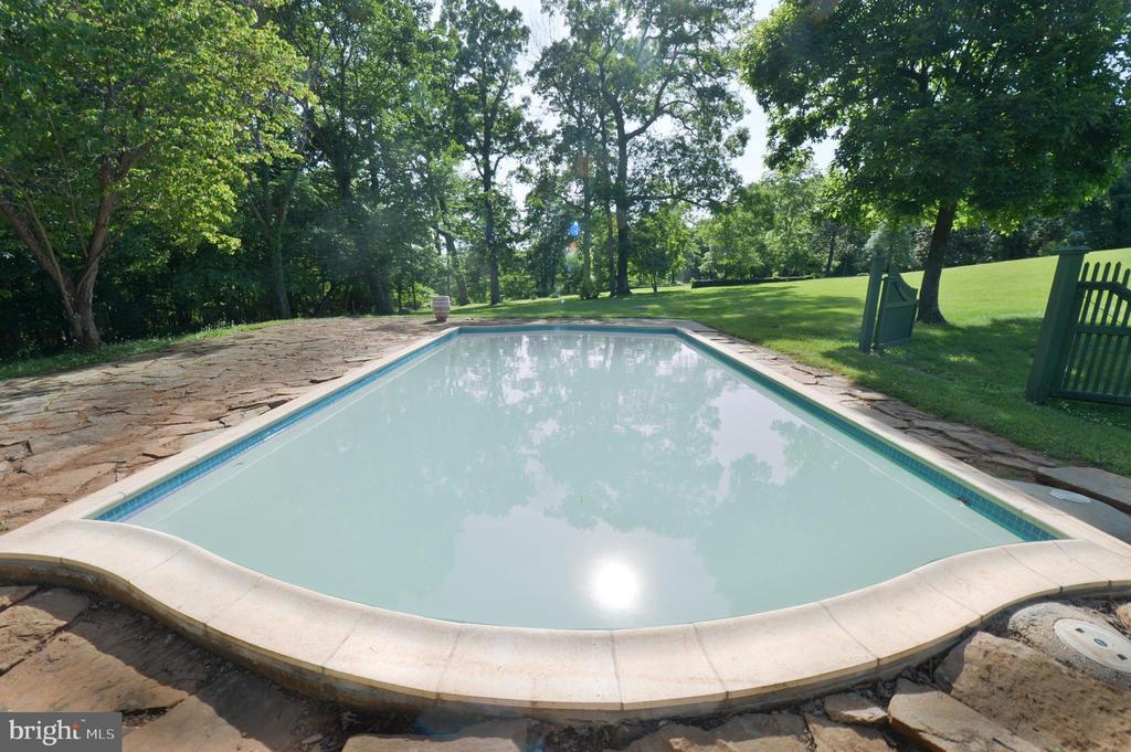 Swimming pool - 8362 HOLTZCLAW RD, WARRENTON