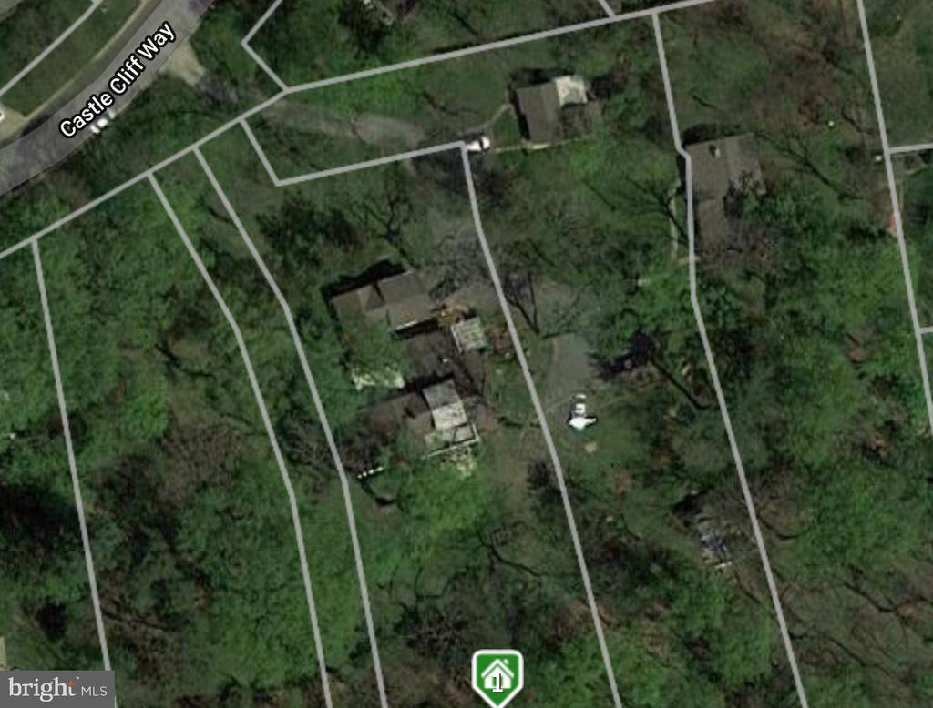 Cabin is to the right of the Farmhouse - 13826-13832 CASTLE CLIFF WAY, SILVER SPRING