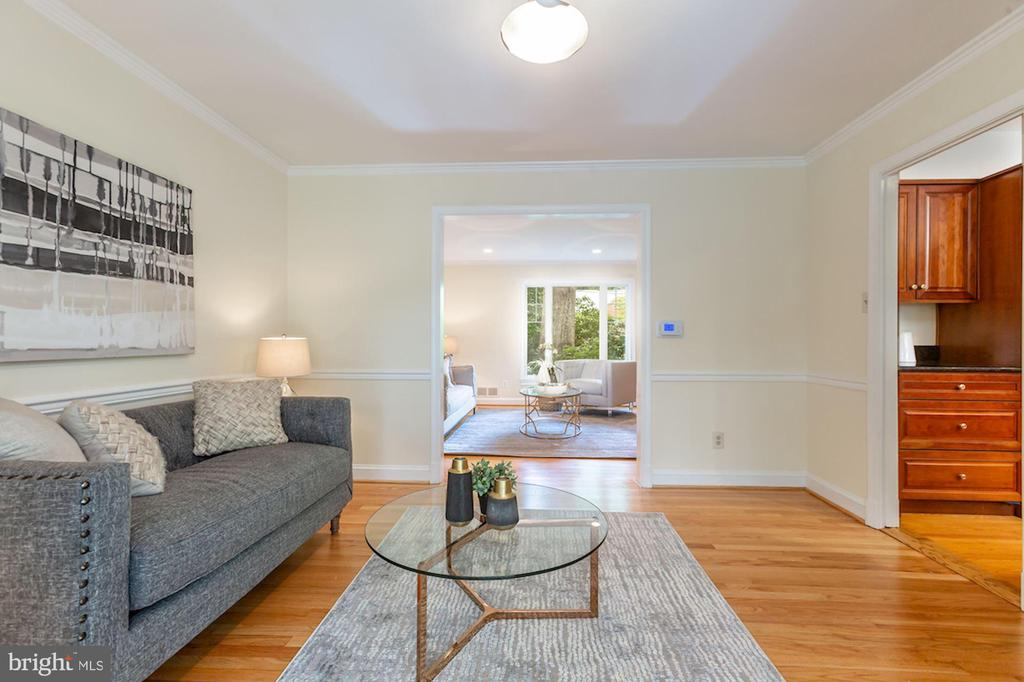 Family Room - 1206 HIGHLAND DR, SILVER SPRING