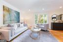Formal Living Room - 1206 HIGHLAND DR, SILVER SPRING
