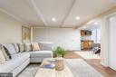 Lower Level Living Area - 1206 HIGHLAND DR, SILVER SPRING