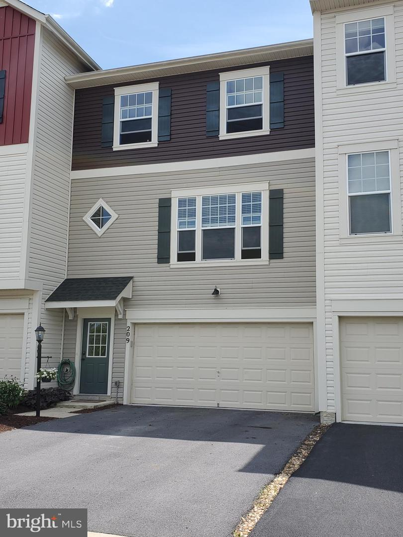 Single Family for Sale at 209 Centennial Dr 209 Centennial Dr Stephenson, Virginia 22656 United States