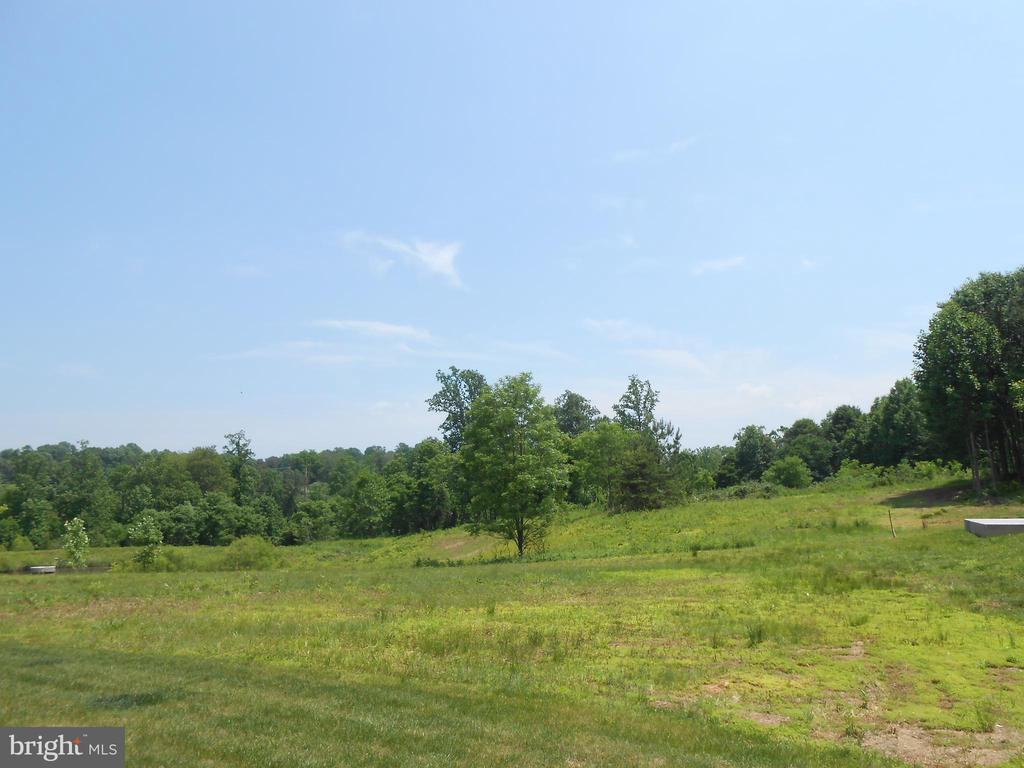 Unobstructed Views  - .61 acre lot - 6435 BOB WHITE DRIVE, WARRENTON