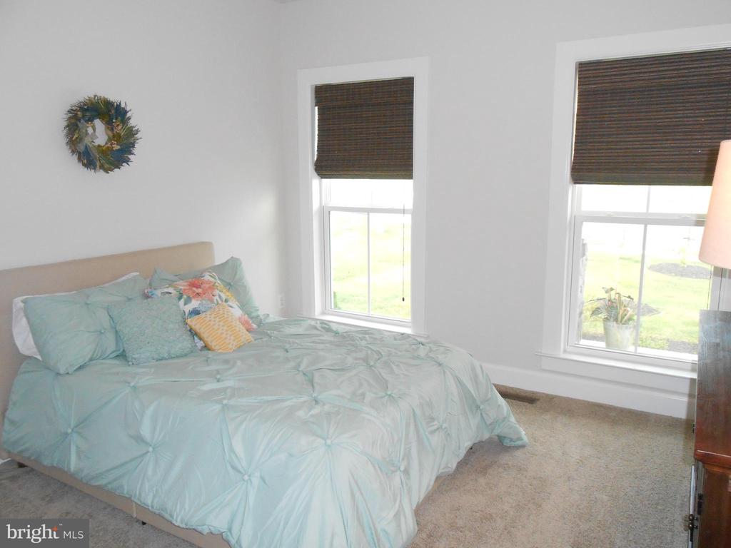 2nd Bedroom - Carpeted - 6435 BOB WHITE DRIVE, WARRENTON