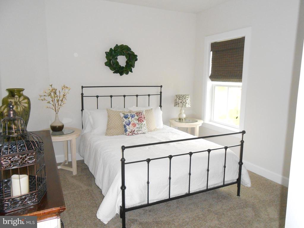 3rd Bedroom - Carpeted - 6435 BOB WHITE DRIVE, WARRENTON