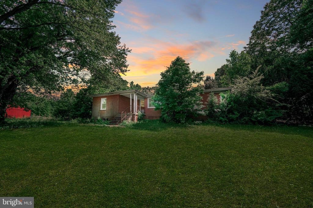 14160  MARSH ROAD, Bealeton in FAUQUIER County, VA 22712 Home for Sale