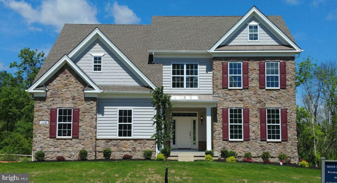 Single Family Homes for Sale at Line Lexington, Pennsylvania 18932 United States