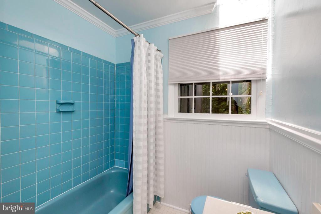 Guest Bath - 203 MUSKET LN, LOCUST GROVE
