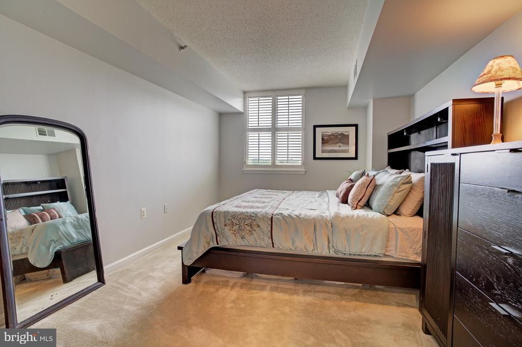 Large master bedroom - 1001 N RANDOLPH ST #911, ARLINGTON