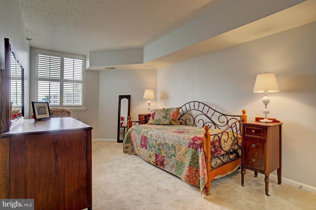 Room second bedroom - 1001 N RANDOLPH ST #911, ARLINGTON
