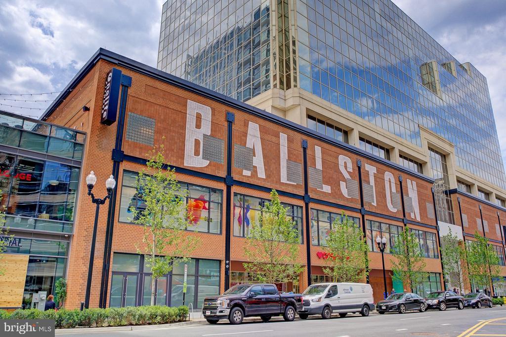 The new Ballston Mall - Ballston Quarter - 1001 N RANDOLPH ST #911, ARLINGTON
