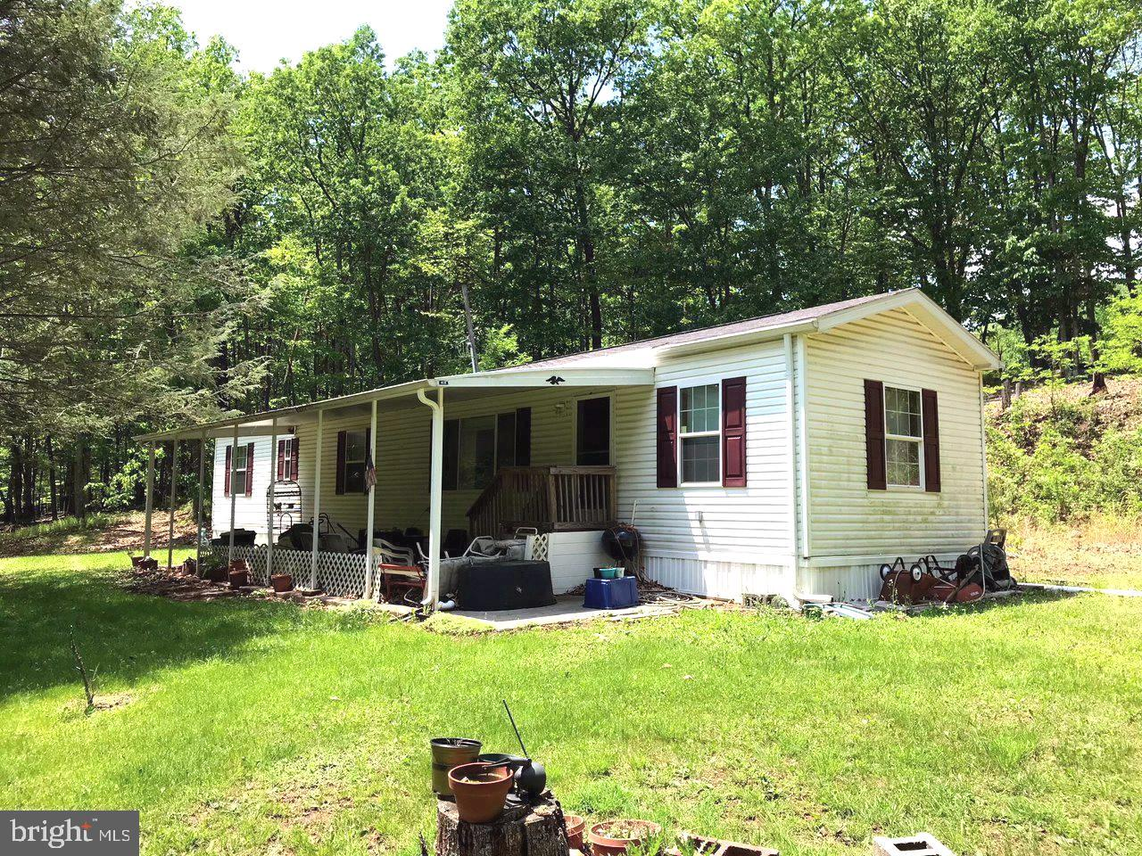 Single Family for Sale at 94 Santa Fe Dr Augusta, West Virginia 26704 United States