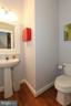 Powder bathroom - 21716 MUNDAY HILL PL, BROADLANDS
