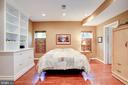 Lower level bedroom - 43705 MAHOGANY RUN CT, LEESBURG