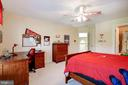 Great size with ample closet space - 43705 MAHOGANY RUN CT, LEESBURG