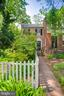 Rarely available end unit with large yard. - 5033 V ST NW, WASHINGTON