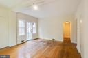 Dining room/family room - 5033 V ST NW, WASHINGTON
