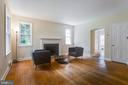 Living room - 5033 V ST NW, WASHINGTON