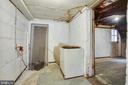 Basement storage - 5033 V ST NW, WASHINGTON