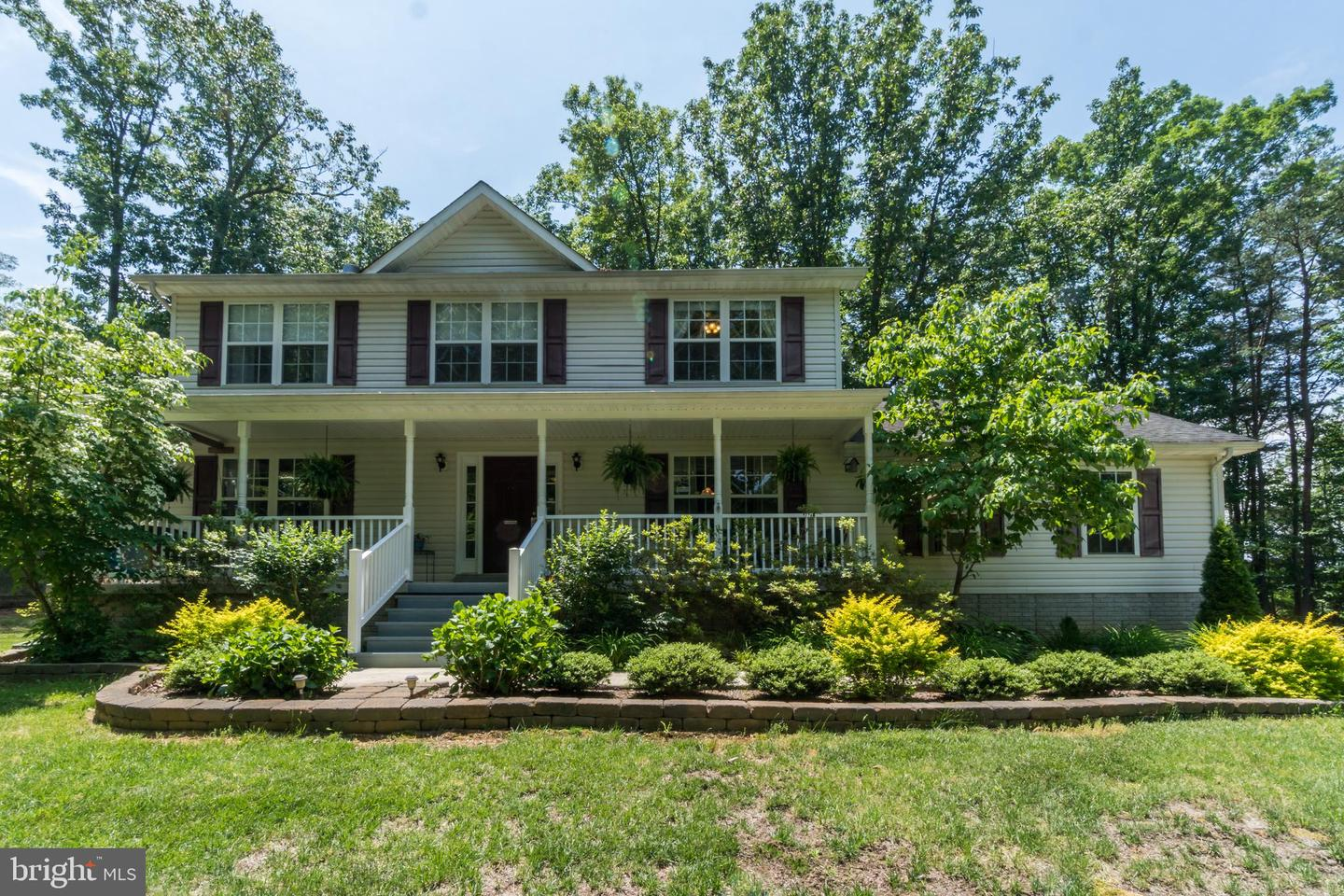 Single Family for Sale at 24012 Whitney Ln Unionville, Virginia 22567 United States