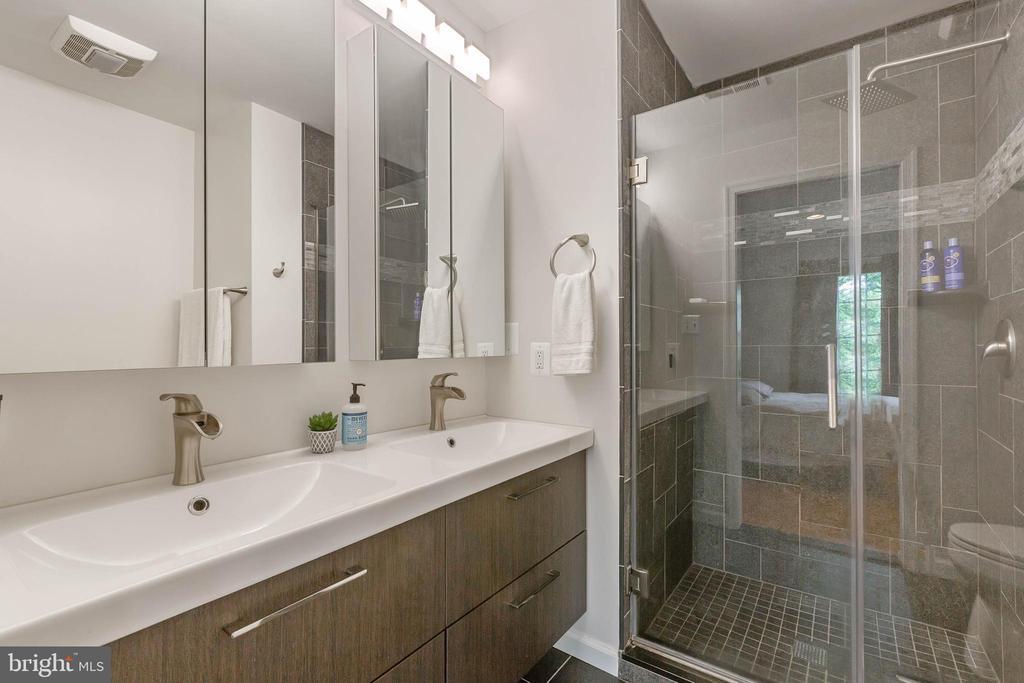 Owners suite full-bath - 635 IVY LEAGUE LN #23-139, ROCKVILLE