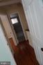 Upstairs hallway - 622 SOUTHERN AVE SE, WASHINGTON