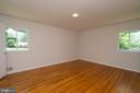 Master Bedroom - 6001 SHERBORN LN, SPRINGFIELD