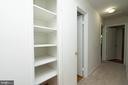 Hallway - 6001 SHERBORN LN, SPRINGFIELD
