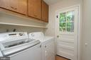 Laundry Room - 6001 SHERBORN LN, SPRINGFIELD