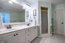 Master Bath - 9600 TREEMONT LN, SPOTSYLVANIA
