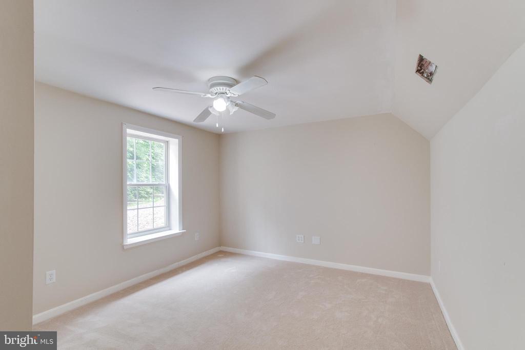 Basement Bedroom 4 New Carpet - 9 CARISSA CT, STAFFORD