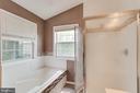 Master Bath - 9 CARISSA CT, STAFFORD