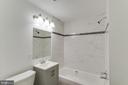 Basement Bath Renovated - 9 CARISSA CT, STAFFORD