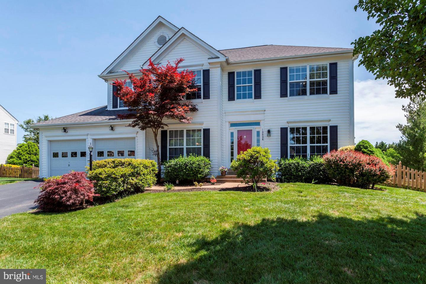 Single Family for Sale at 13836 Bridlewood Dr Gainesville, Virginia 20155 United States