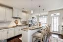 Kitchen - 43166 WEALDSTONE TER, ASHBURN